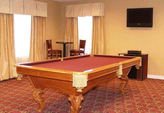 Rocky Mount, Carolina del Norte: Billiard Room