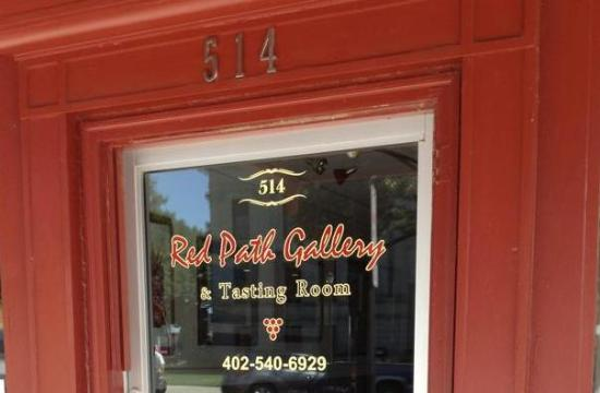 The Red Path Gallery