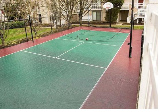 Lake Oswego, Όρεγκον: Sport Court