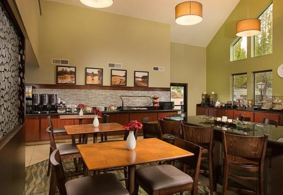 Lake Oswego, Орегон: Breakfast Area