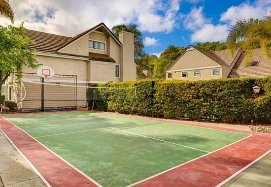 Sunnyvale, Californien: Sport Court