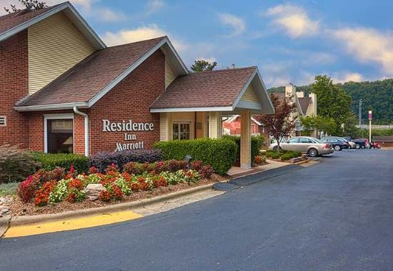 Residence Inn Charlotte South at I-77/Tyvola Road: Exterior