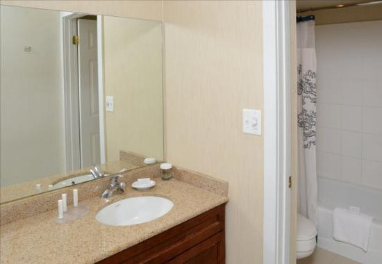 Amherst, NY: Suite Bathroom