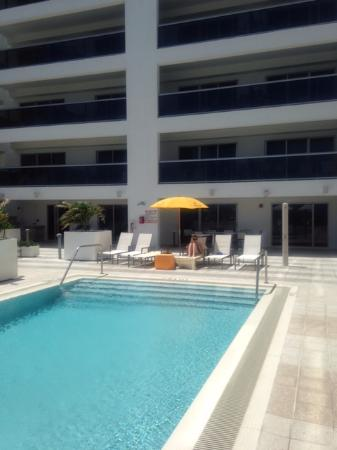 the only sunbeds around the upstairs pool picture of hilton cabana rh tripadvisor com