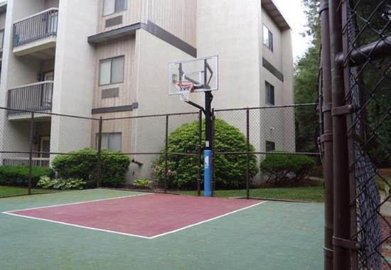 Plainview, Nowy Jork: Sport Court