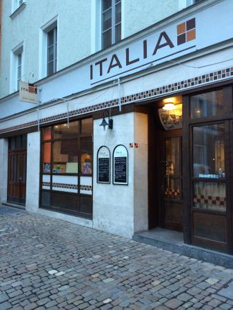 Italia Pizza e Pasta