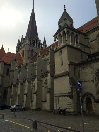 Cathedrale de Lausanne: photo0.jpg