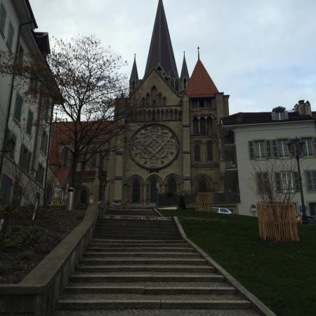 Cathedrale de Lausanne: photo1.jpg