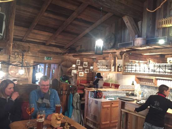 Fiss, Austria: Interior and more ....