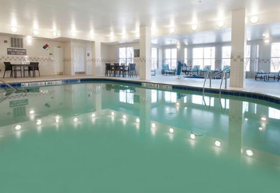Δυτικό Des Moines, Αϊόβα: Indoor Pool