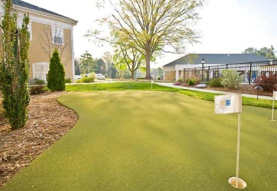 Chapel Hill, Carolina do Norte: Putting Green