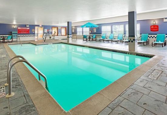 Stanhope, نيو جيرسي: Indoor Pool