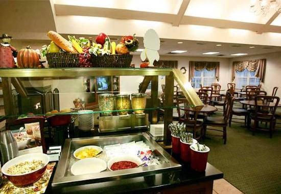 Уестфорд, Массачусетс: Breakfast Buffet