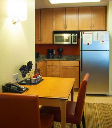 Carlisle, PA: One-Bedroom Suite Kitchen