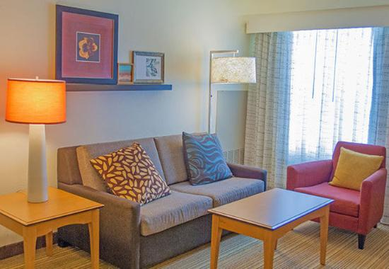 Carlisle, PA: Two-Bedroom Suite - Living Area