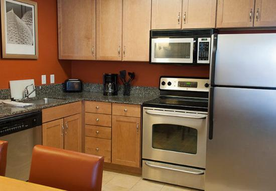 Carlisle, PA: Two-Bedroom Suite - Kitchen Area