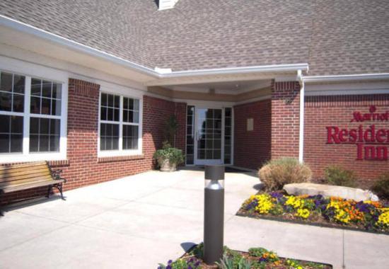 Residence Inn by Marriott Huntsville: Entrance