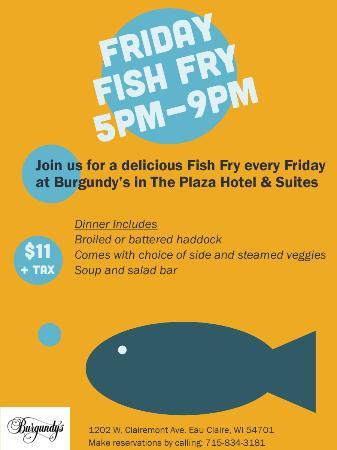 Eau Claire, WI: Fish Fry