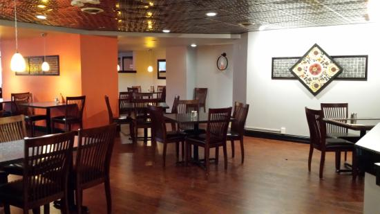 Eau Claire, WI: Burgundy's in The Plaza Hotel and Suites