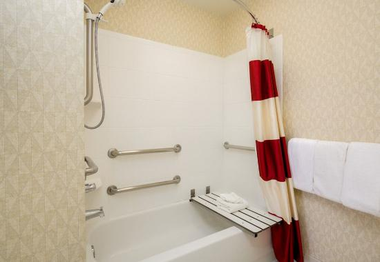 Bloomingdale, IL : Accessible Guest Bathroom