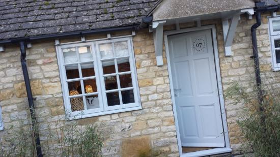 Stow-on-the-Wold, UK: Garden room