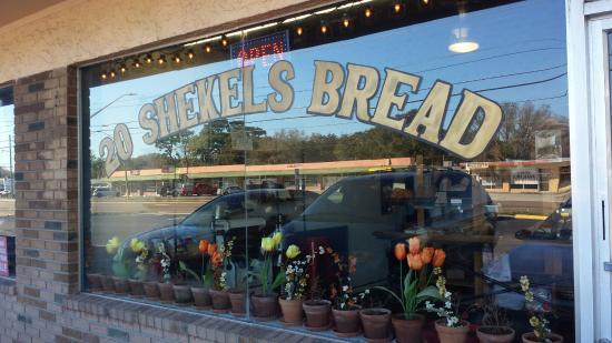 20 Shekels Bread