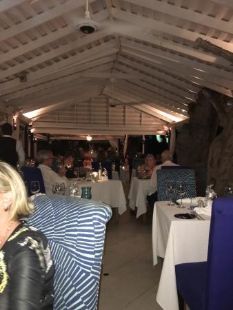 Holetown, Barbados: Tides Restaurant