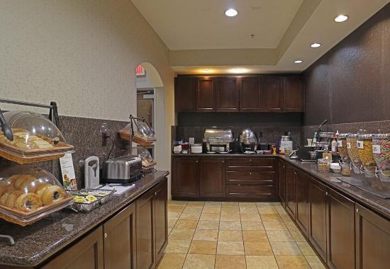 Killeen, TX: Breakfast Buffet