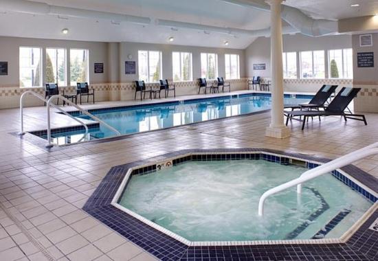Saginaw, ميتشجان: Indoor Pool & Whirlpool