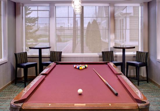 Saginaw, ميتشجان: Billiards Room