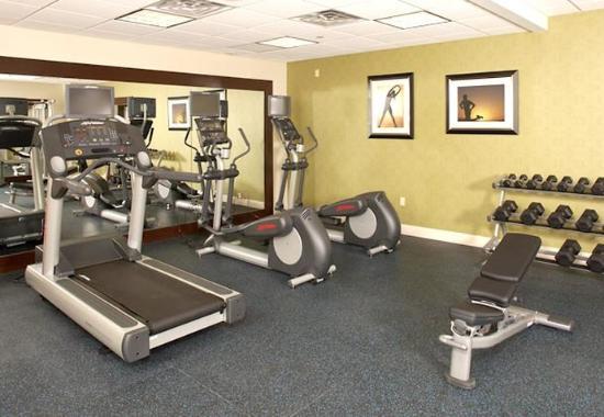 White Plains, NY: Fitness Center