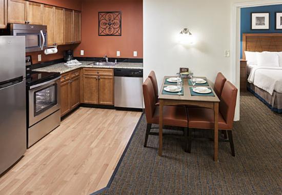 Manassas, VA: Two-Bedroom Suite – Kitchen