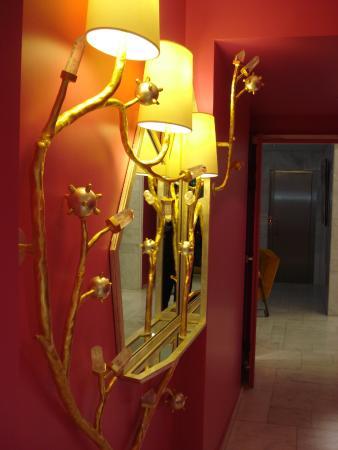 โรงแรม คริสตัล ชองป์เอลิเซ่ ภาพ