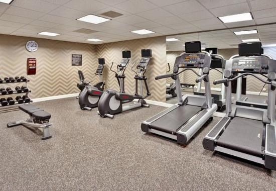 Dedham, MA: Fitness Center