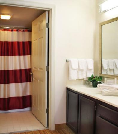Lebanon, Nueva Hampshire: Suite Bathroom