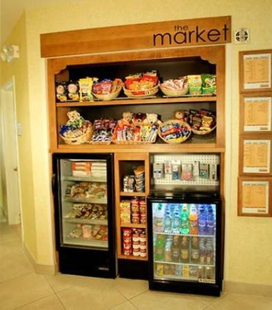 Lebanon, Nueva Hampshire: The Market