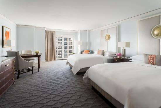 Marina del Rey, CA: Superior Guest Room, Double Beds