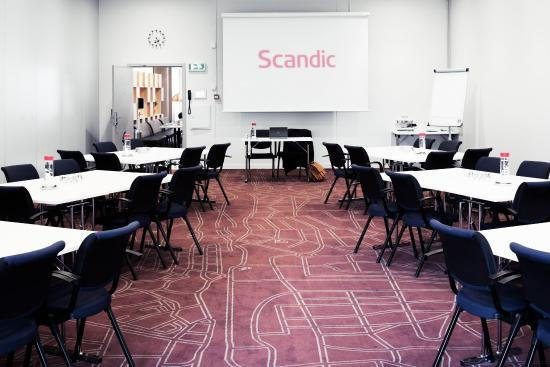 Broendby, Danmark: Scandic Glastrup Meeting Conference Odin Daylight
