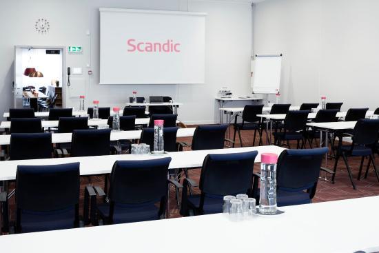 Broendby, Danmark: Scandic Glostrup Meeting Room Odin