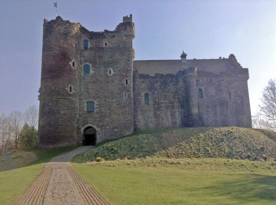 Welcome to Doune Castle! - April 2015