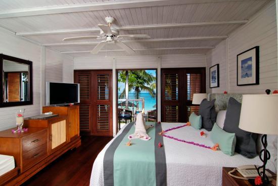 Charlestown, Кануан: Beachfront Room