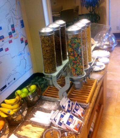 Thousand Oaks, كاليفورنيا: Grab n' Go Breakfast