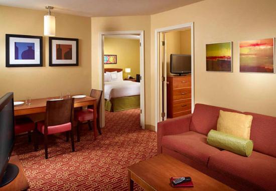 Norcross, Gürcistan: Two-Bedroom Suite