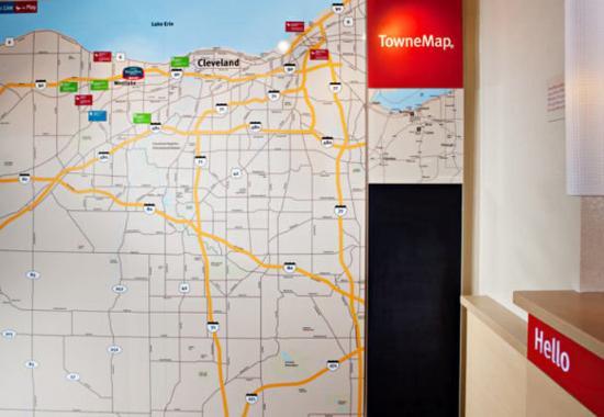 Westlake, Οχάιο: TowneMap