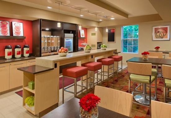 Westlake, Οχάιο: Breakfast Area