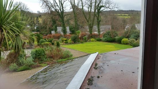 Auchrannie Spa Resort: Auchrannie garden