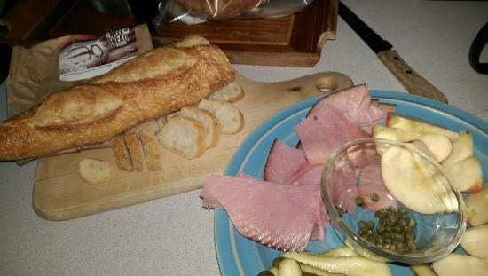 Los Alamos, Kaliforniya: bread