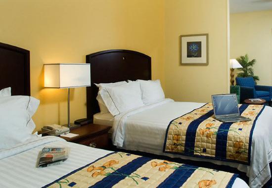 Alpharetta, GA: Studio Suite – 2 double beds