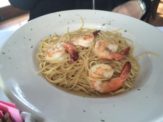 Libertyville, IL: SHRIMP WHITE WINE GARLIC WHATS NOT TO LOVE