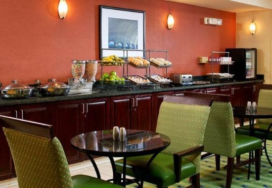 Herndon, VA: Breakfast Area